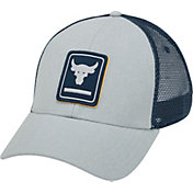 Under Armour Men's Project Rock Above The Bar Trucker Hat