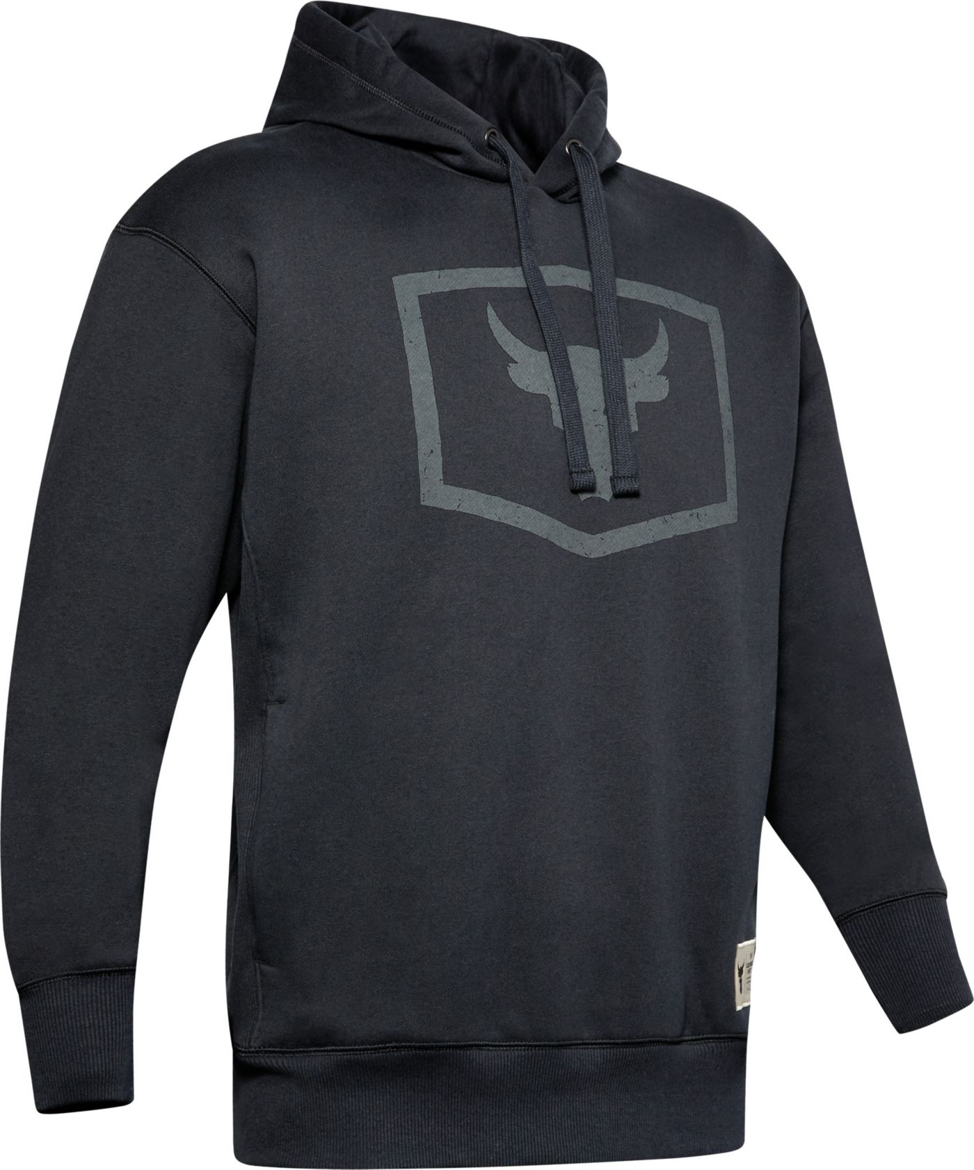 Under Armour Men's Project Rock Warm Up Hoodie