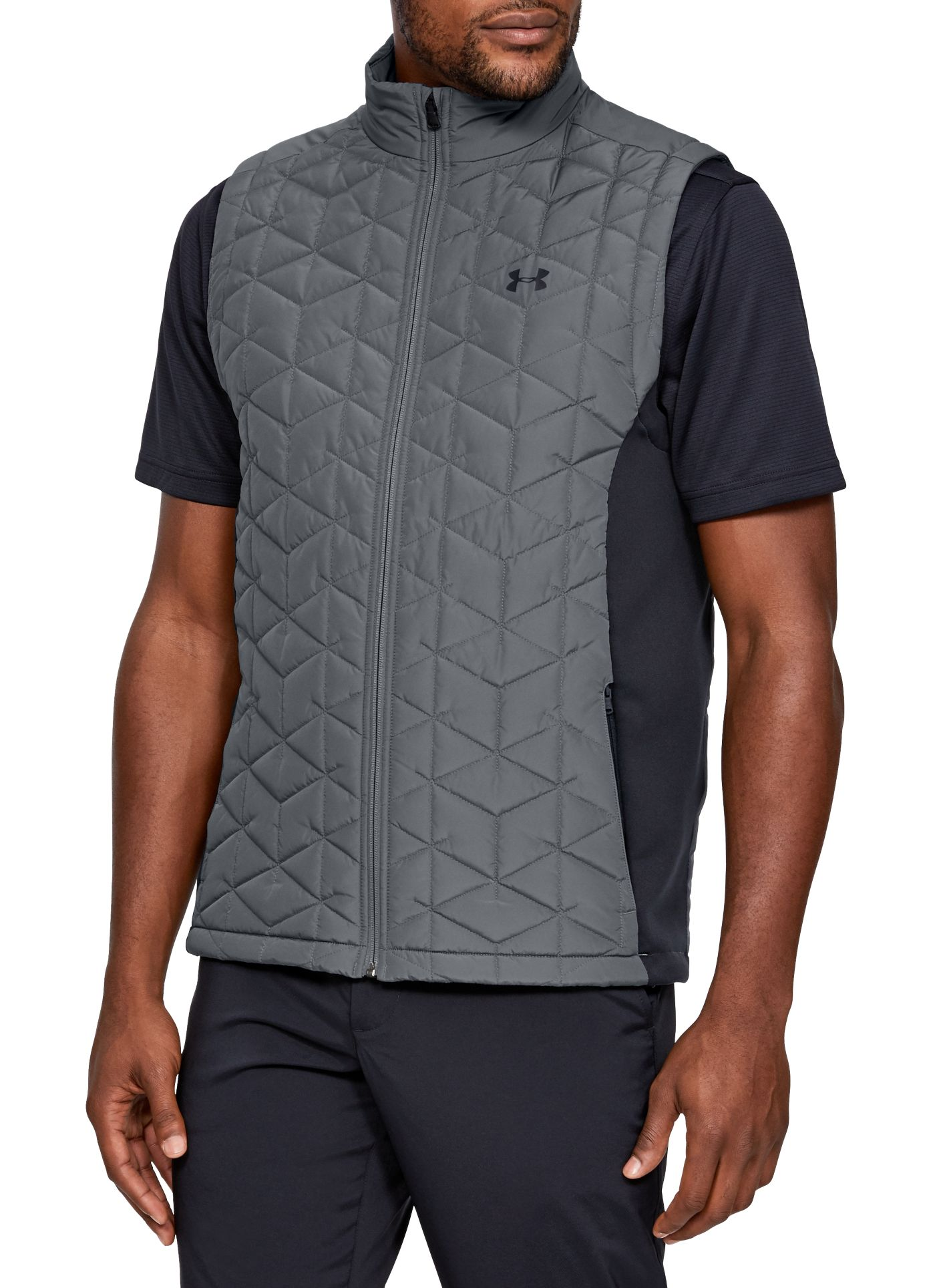 Under Armour Men's Reactor Elements Hybrid Golf Vest