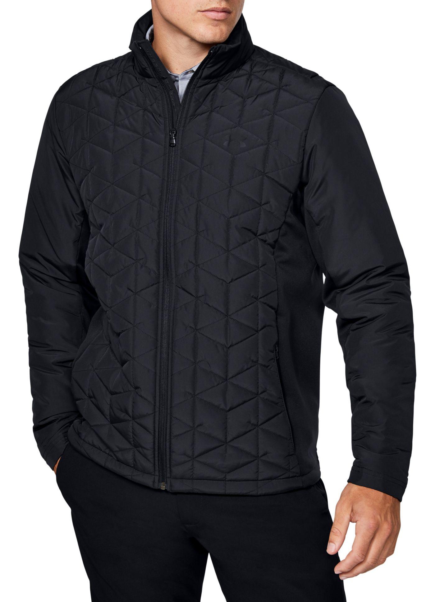 Under Armour Men's Reactor Elements Hybrid Golf Jacket