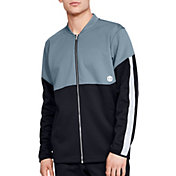 Under Armour Men's Athlete Recovery Knit Warm-Up Jacket