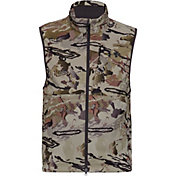 UA Men's Ridge Reaper WINDSTOPPER Vest