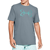 Under Armour Men's Isochill Fish Hook Fishing T-Shirt (Regular and Big & Tall)