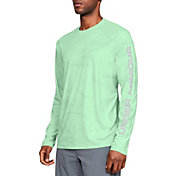 Under Armour Men's Shore Break Camo Fishing Long Sleeve Shirt