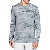 Under Armour Men's Shore Break Camo Fishing Long Sleeve Shirt (Regular and Big & Tall)