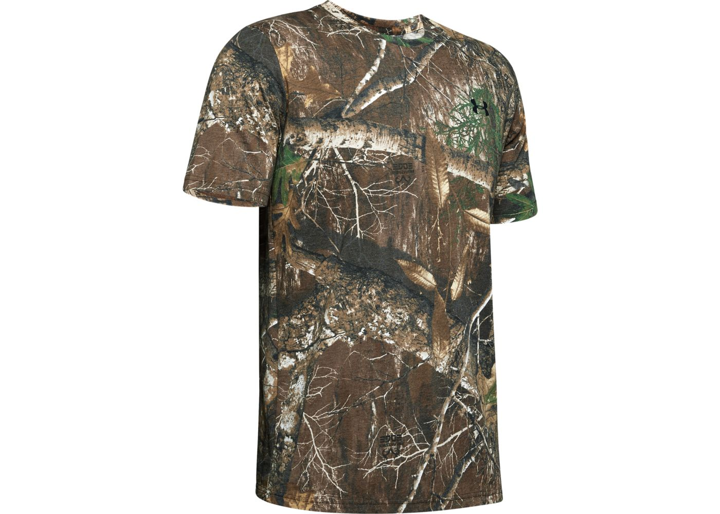 UA Men's Scent Control Short Sleeve Hunting T-Shirt