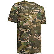 UA Men's Scent Control Short Sleeve Hunting T-Shirt