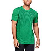 Under Armor Seamless Wave Short Sleeve Shirt