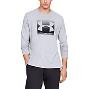 Under Armour Men's Sportstyle Boxed Long Sleeve Shirt (Regular and Big & Tall)