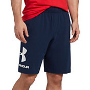 Under Armour Men's Cotton Sportstyle Logo Shorts