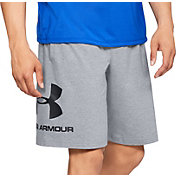 Under Armour Men's Cotton Sportstyle Logo Shorts