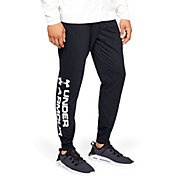 Under Armour Men's Sportstyle Cotton Graphic Joggers (Regular and Big & Tall)