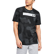 Under Armour Men's Printed Bar T-Shirt