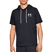 Under Armour Men's Terry Short Sleeve Hoodie