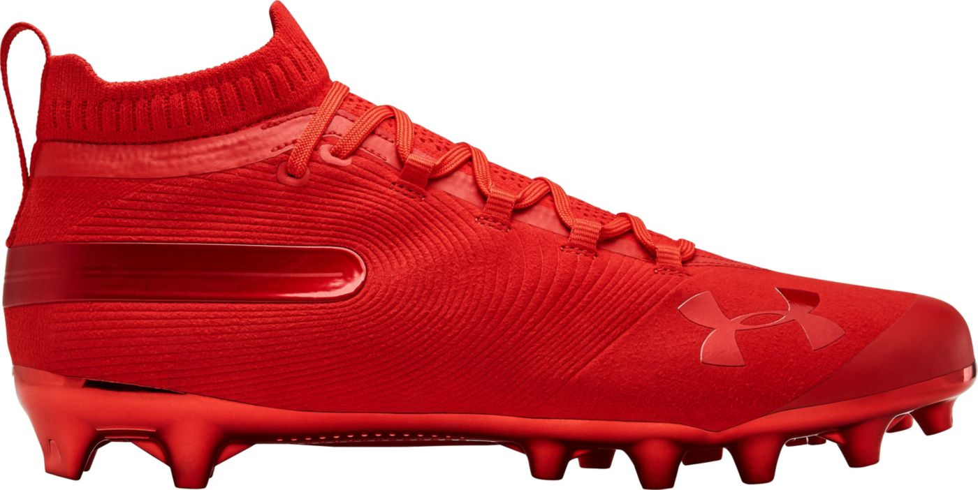 Under Armour Men's Spotlight Suede Football Cleats