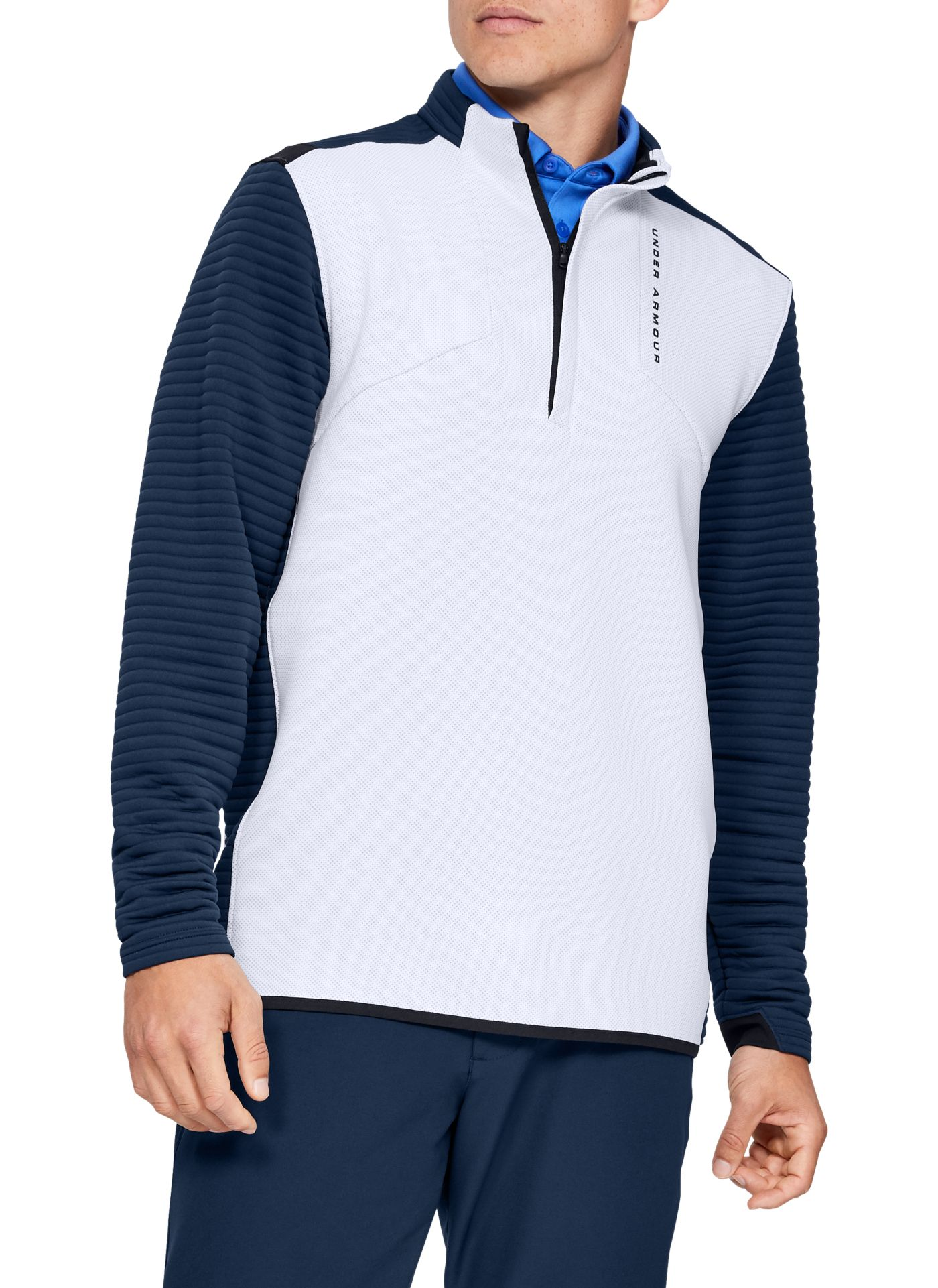 Under Armour Men's Storm Versa Daytona Golf ½ Zip- Big & Tall