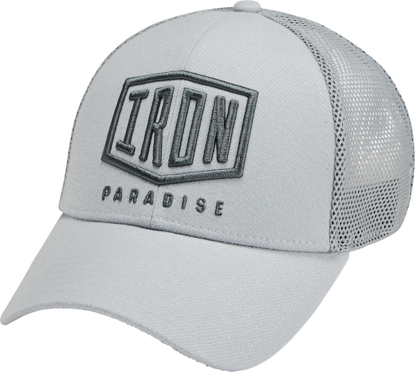 Under Armour Men's Project Rock Strength Trucker Hat