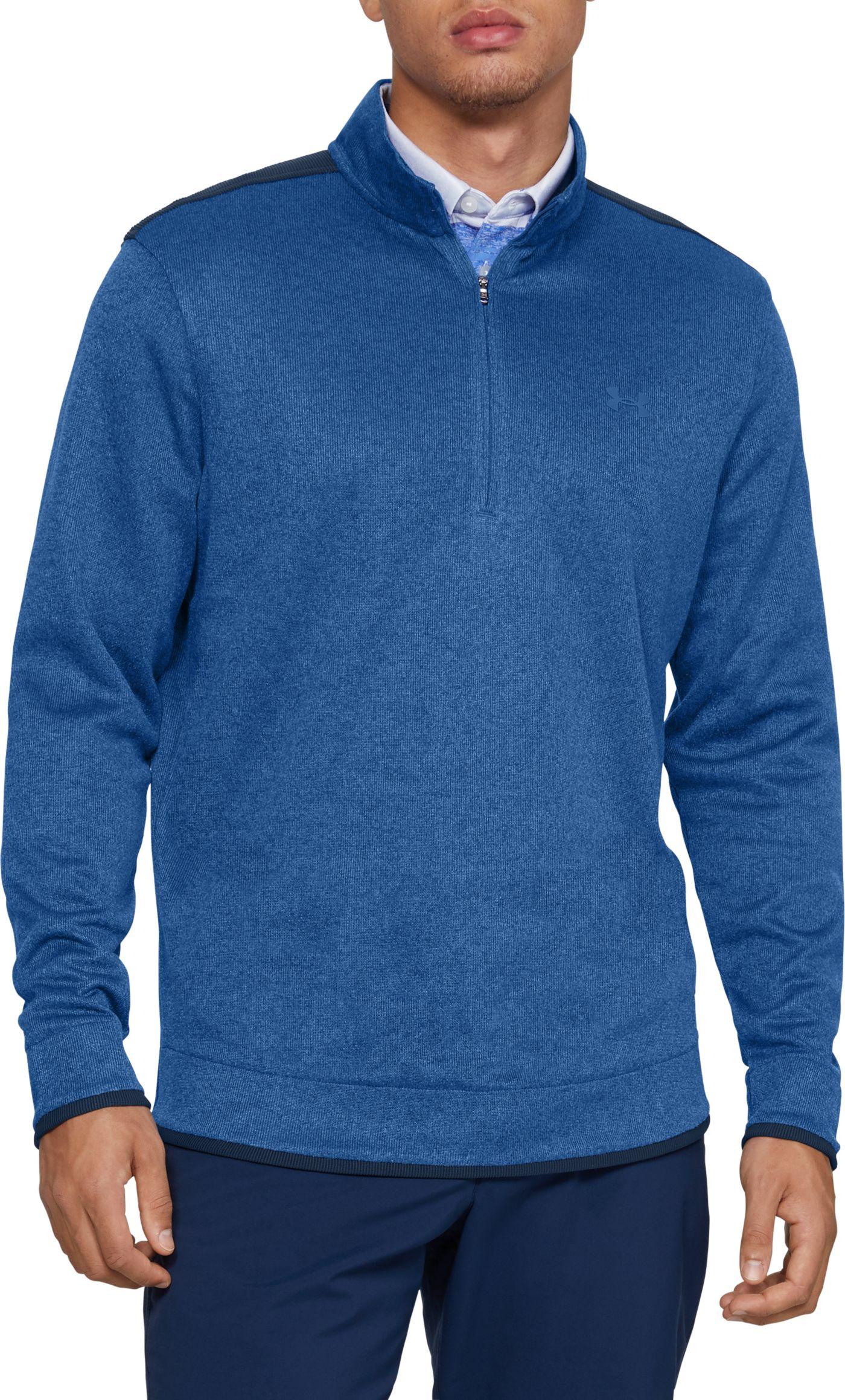 Under Armour Men's Sweaterfleece Golf ½ Zip