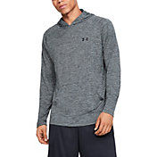 Under Armour Men's Tech Hooded Long Sleeve Shirt 2.0 (Regular and Big & Tall)