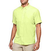 Under Armour Men's Tide Chaser 2.0 Fishing Short Sleeve Shirt