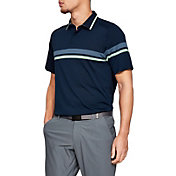 Under Armour Men's Tour Tips Drive Golf Polo