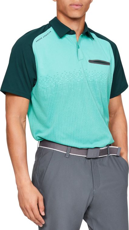 Under Armour Men's Vanish Rise Golf Polo