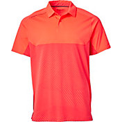 Under Armour Men's Tour Tips Blocked Golf Polo