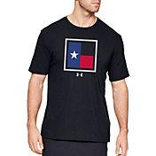 Under Armour Men's Texas Flag Box T-Shirt