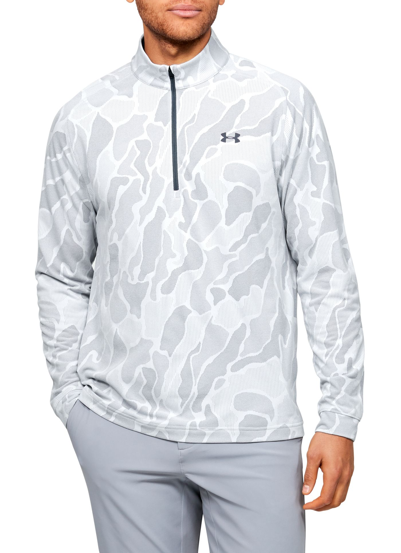 Under Armour Men's Vanish ¼ Zip Golf Pullover