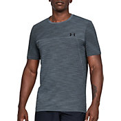 Under Armour Men's Vanish Seamless Novelty T-Shirt (Regular and Big & Tall)