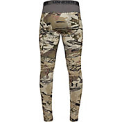 UA Men's Mid Season Reversible Wool Base Leggings