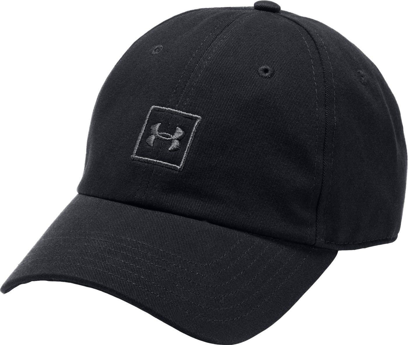 Under Armour Men's Washed Cotton Hat