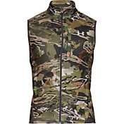 UA Men's Zephyr Fleece Camo Vest