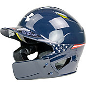 Under Armour Senior Converge Americana Batting Helmet w/ Jaw Guard