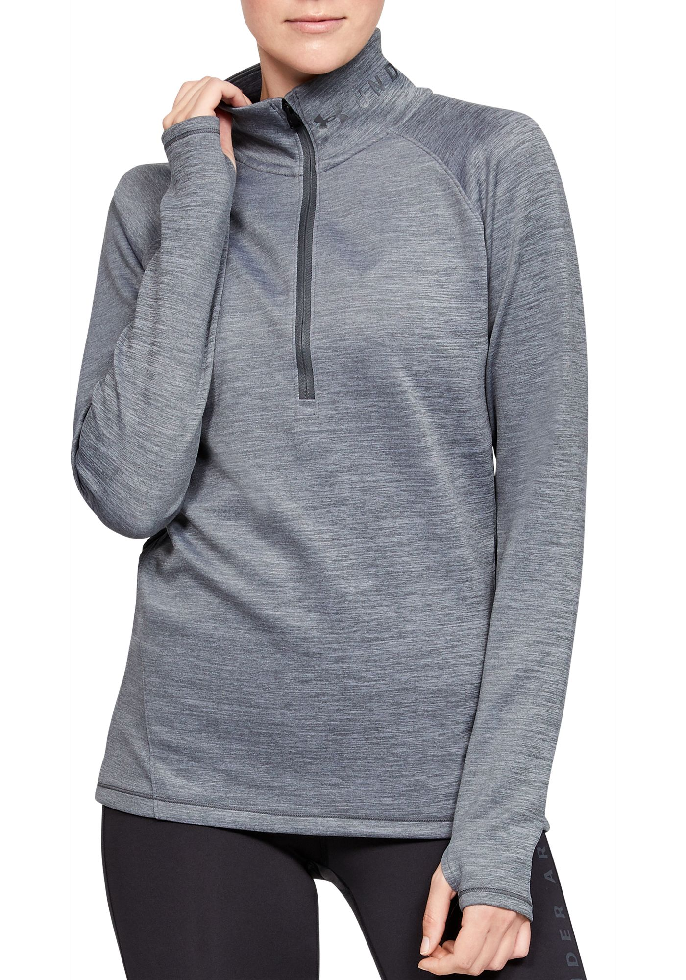 Under Armour Women's ColdGear Armour Half-Zip Pullover