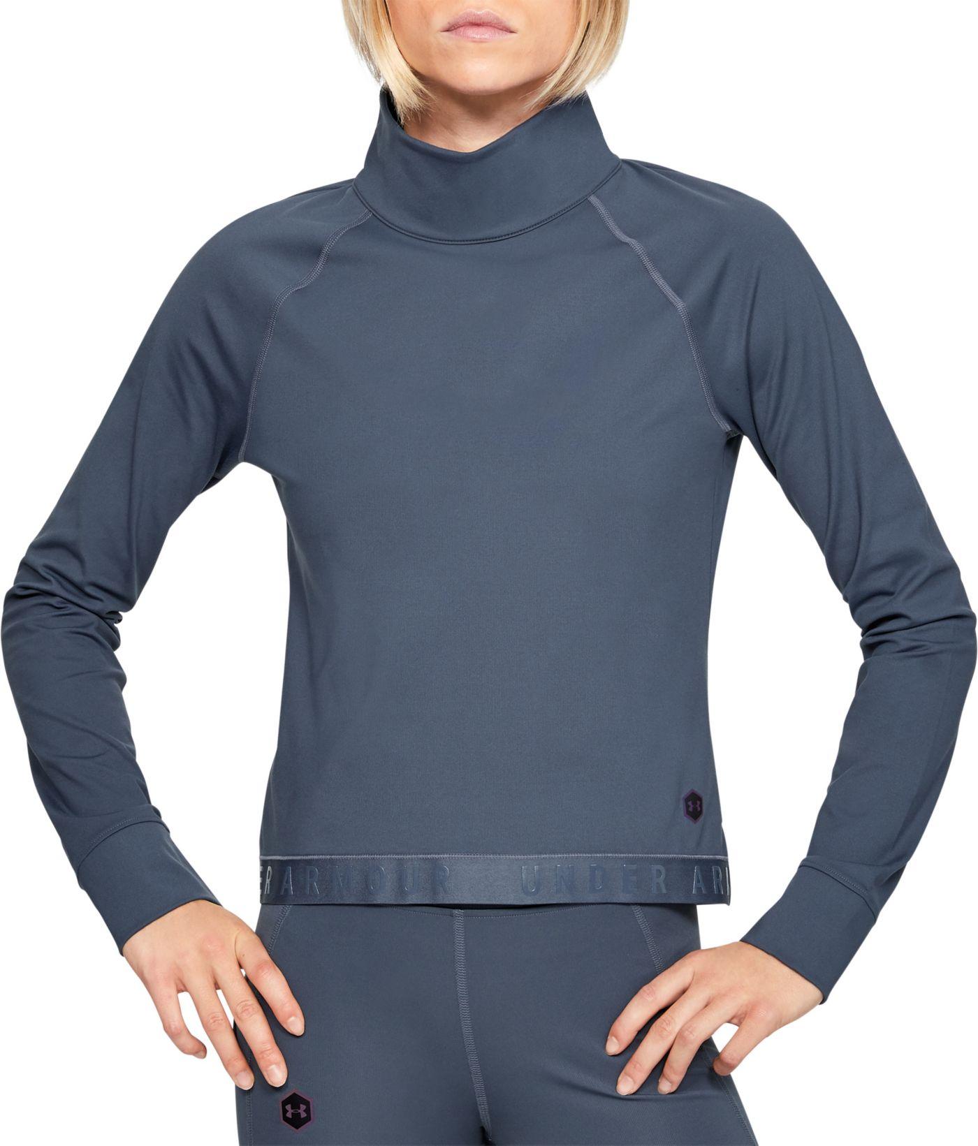 Under Armour Women's ColdGear Rush Long Sleeve Shirt