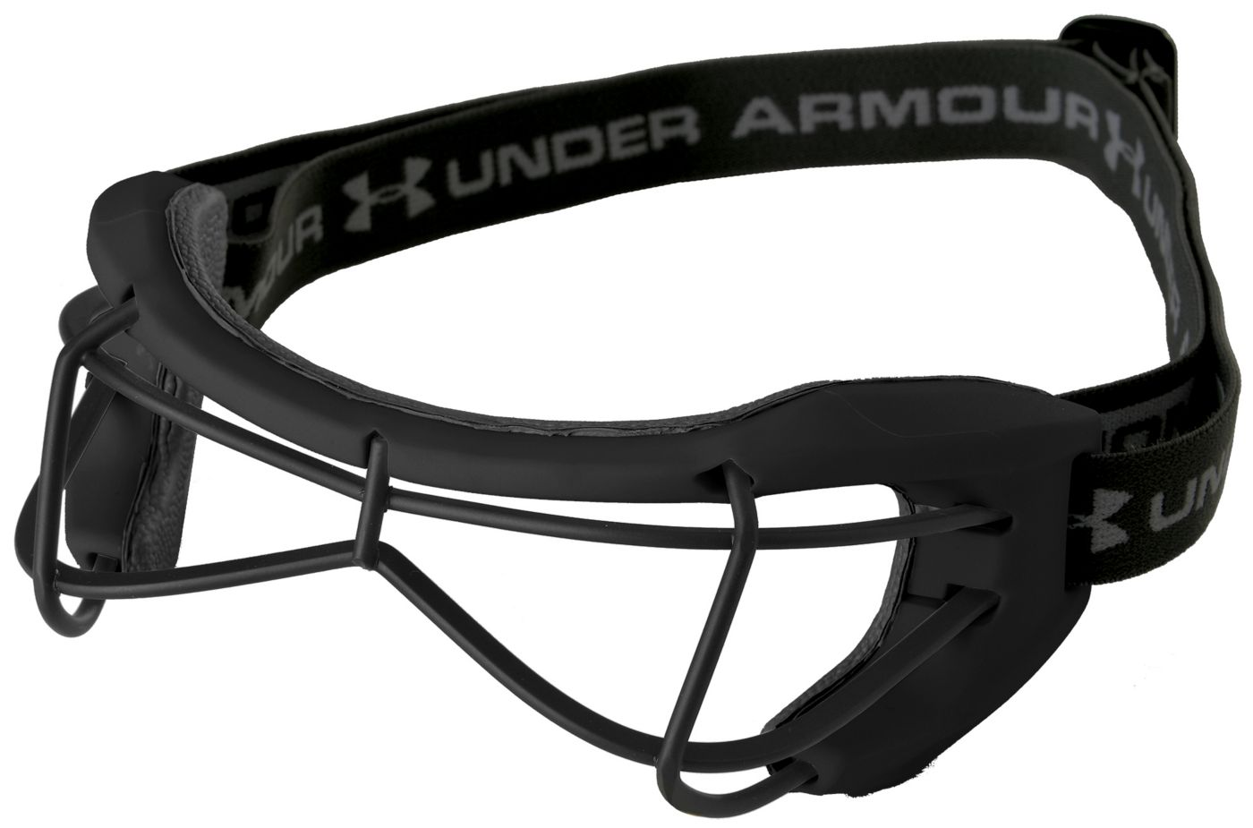 Under Armour Women's Futures Lacrosse/Field Hockey Goggles with Stainless Steel Mask