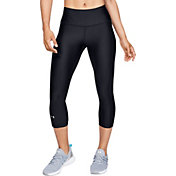Under Armour Women's HeatGear Armour Hi-Rise Capri Leggings