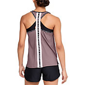 Under Armour Women's Knockout Mesh Back Tank Top