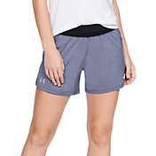 "Under Armour Women's Launch SW 5"" Shorts"