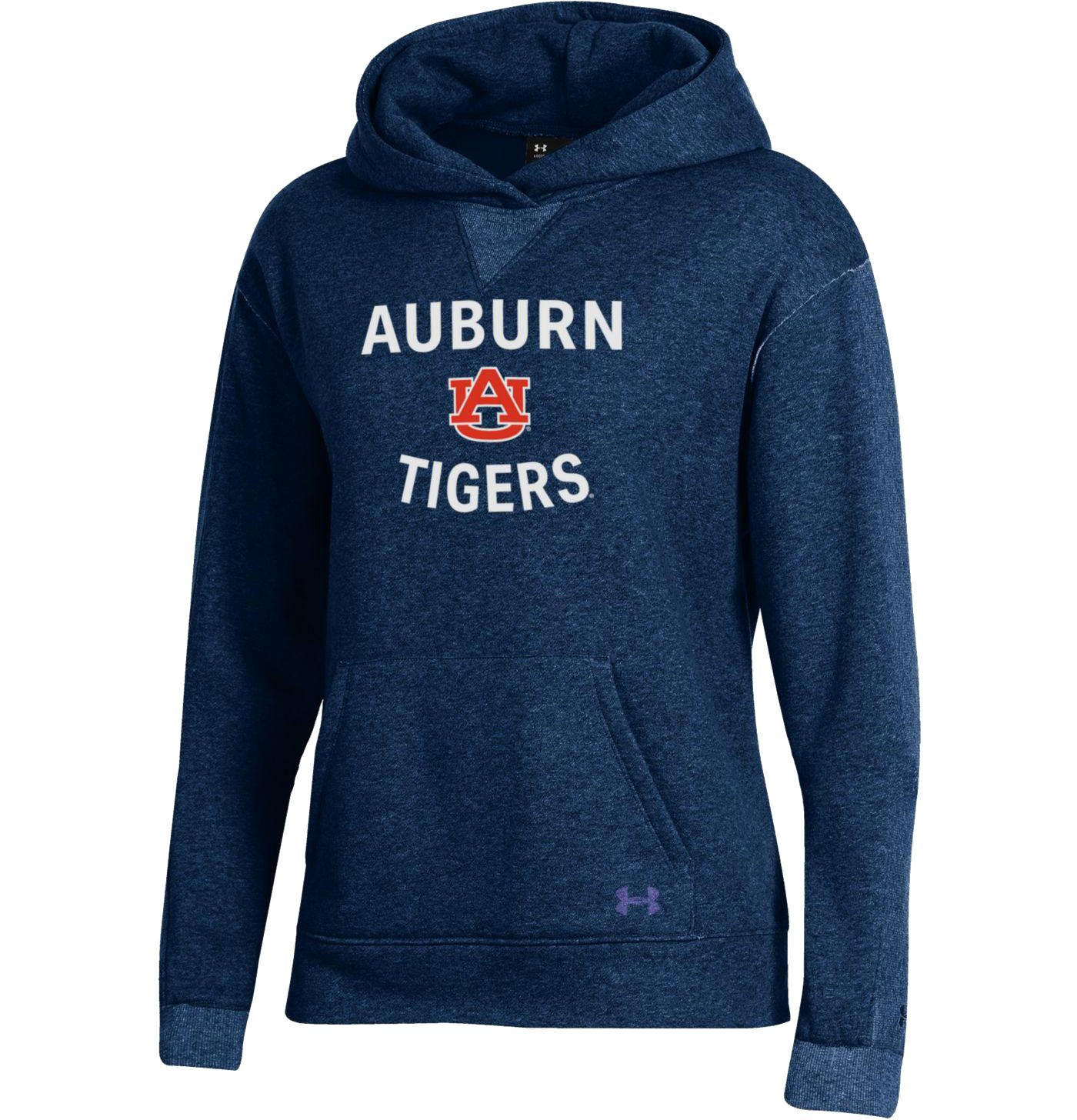 Under Armour Women's Auburn Tigers Blue All Day Hoodie