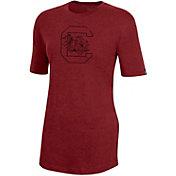 Under Armour Women's South Carolina Gamecocks Garnet Charged Cotton T-Shirt Dress