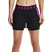 Under Armour Women's Play-Up 2-in-1 Shorts