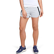 Under Armour Women's Play Up 3.0 Stripe Shorts