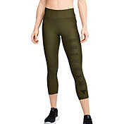 Under Armour Women's Project Rock Warrior Compression Ankle Leggings