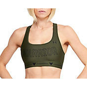 Under Armour Women's Project Rock Warrior Sports Bra