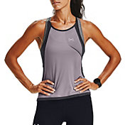 Under Armour Women's Qualifier Iso-Chill Tank Top