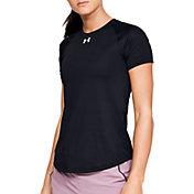 Under Armour Women's Qualifier HexDelta Running T-Shirt