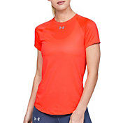 Under Armour Women's Qualifier HexDelta Running T-Shirt