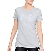Under Armour Women's Tech Graphic T-Shirt